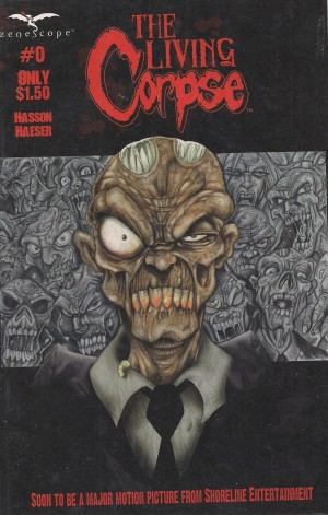 Optioned – Living Corpse #1 – a