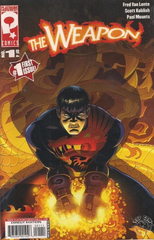 Optioned – Weapon, The 2007 #1 – a