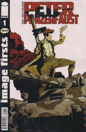 Peter Panzerfaust – Image Firsts 2013 #1 – c