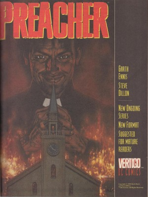 Preacher Preview – Diamond Previews – 6