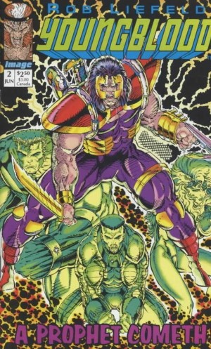 Prophet – Youngblood #2 – 1st Appearance