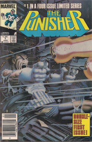 Punisher 1985 #1 – a – SOLD 12-9-13