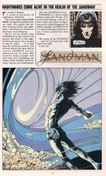 Sandman Preview - DC Direct Currents #10 - a
