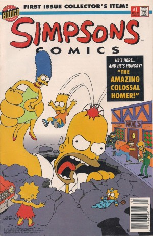 Simpsons 1993 1 – a