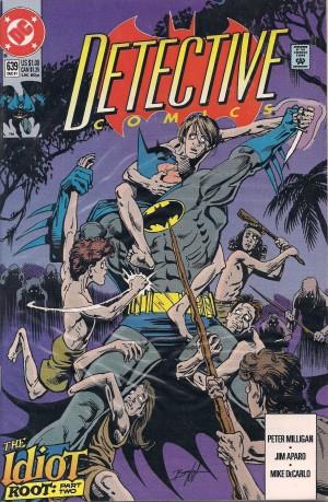 Sonic the Hedgehog – Detective Comics 1991 #639 – d4 – SOLD 3-18-14