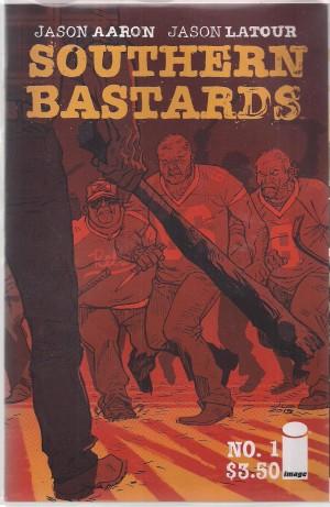 Southern Bastards 2014 #1 – a