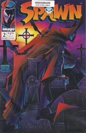 Spawn 1992 #2 – a