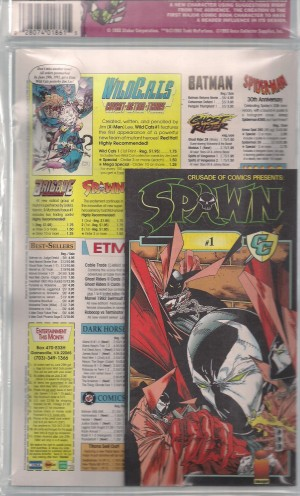 Spawn Preview #1 – Back