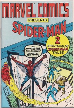 Spiderman 1988 #1 MINI REPRINT – a