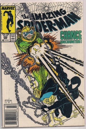 Spiderman, Amazing #298 – a – SOLD 12-27-13