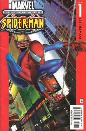 Spiderman – Ultimate 2000 #1 – a – SOLD 5-9-13