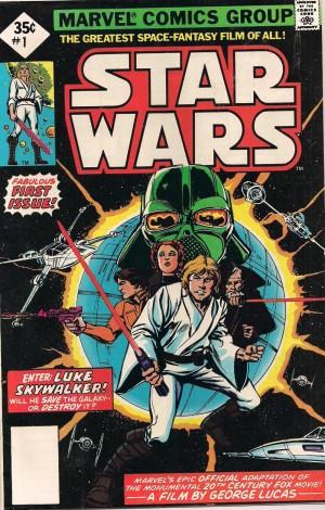 Star Wars 1977 #1 REPRINT – d