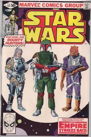 Star Wars 1980 #42 – a