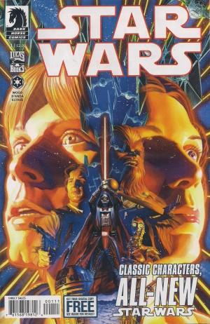 Star Wars 2013 #1 – a