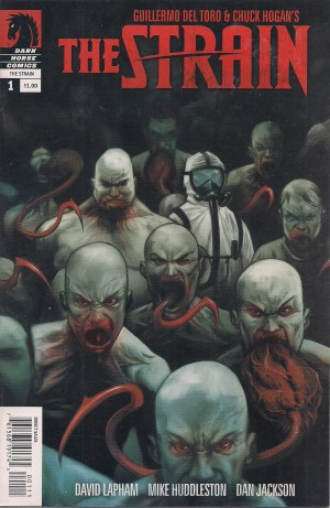 Strain, The 2011 #1 – a – SOLD 12-13-13