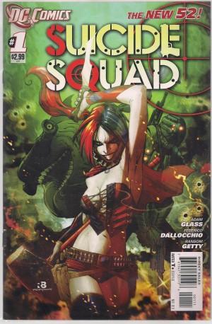 Suicide Squad 2011 #1 – a