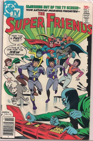 Super Friends #7 – b