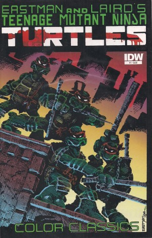 TMNT 2012 #1 – a – SOLD 10-30-13