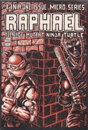 TMNT – Raphael #1 – a