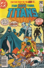 Teen Titans #2 - a - SOLD 10-23-13