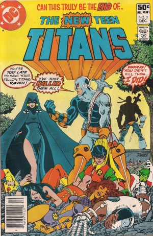 Teen Titans #2 – a – SOLD 10-23-13