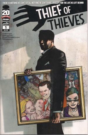 Thief of Thieves 2012 #1 – a