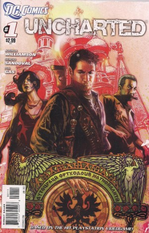 Uncharted #1 – a