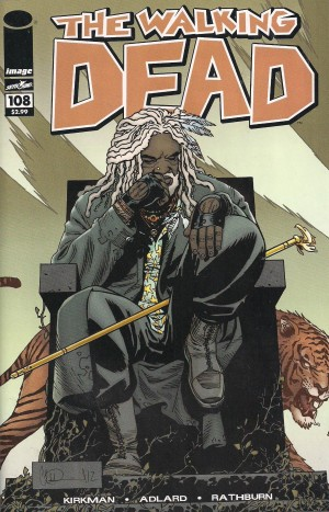 Walking Dead #108 – a