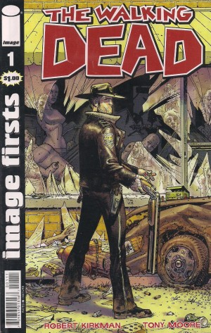 Walking Dead 2012 Image Firsts #1 – a