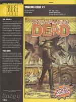 Walking Dead Diamond Previews 2003 - Inside