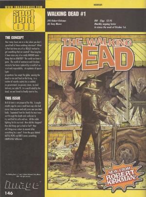 Walking Dead Diamond Previews 2003 – Inside