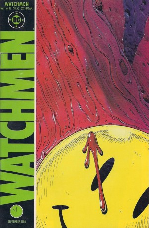 Watchmen 1986 #1 – a – SOLD