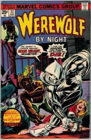Werewolf by Night #32