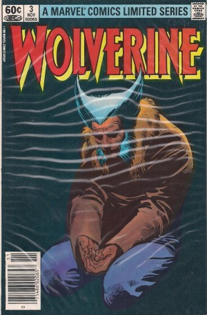 Wolverine 1982 #3 – d1 – SOLD 10-24-13