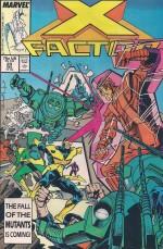 X-Factor 1986 #23 - c