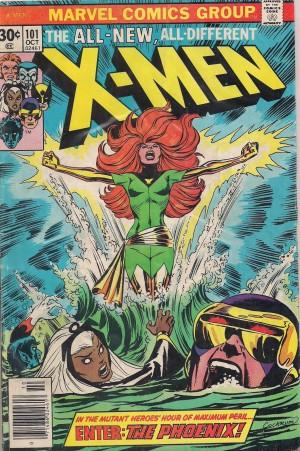 X-Men #101 – a – SOLD 2-8-14