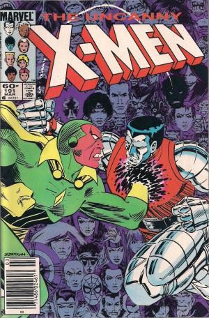 X-Men #191 – a