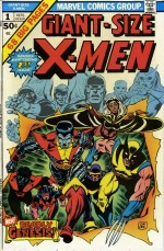 X-Men 1975 #1 Giant Size