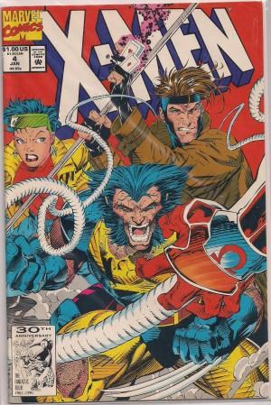 X-Men 1991 #4 – a