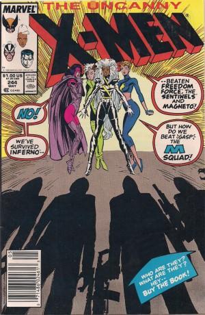 X-Men #244 – b