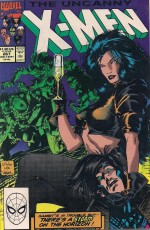 X-Men #267 THIRD Gambit - a