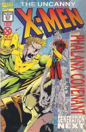 X-Men #317 – a