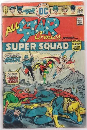 All Star Comics #58 – a