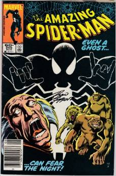 Amazing Spider-Man #255