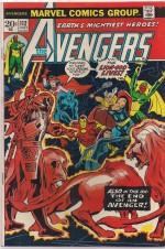 Avengers #112 - a