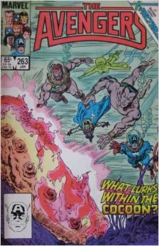Avengers #263 1986