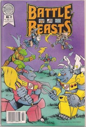Battle Beasts 1988 #2 – a