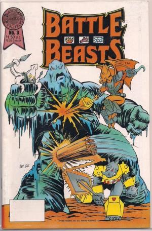 Battle Beasts 1988 #3 – b