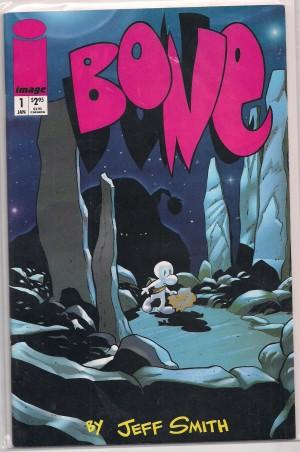 Bone #1 Reprint – a