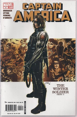 Captain America 2005 #11 – a